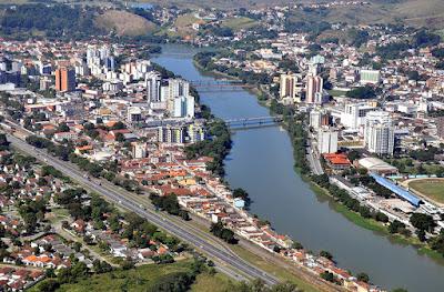 Cidade de Resende no Rio de Janeiro