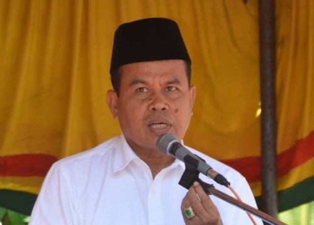 Wako Mukhlis Rahman : Tidak Mudah Melestarikan Budaya Gotong-Royong