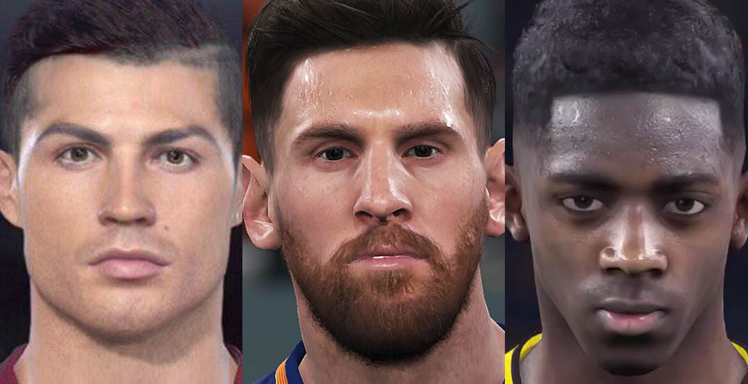 Better Than FIFA? Ronaldo, Messi, Neymar, Dembele & 50 More