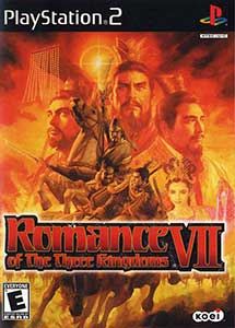 Romance of the Three Kingdoms VII PS2 ISO [Ntsc] MG-GD