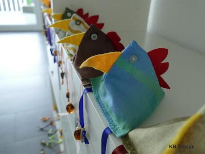 KB Design: Ein ganzes Volk von Hühnern