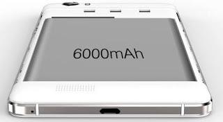 2018 - 2019 6 Smartphones With 6000mAh Battery Capacity