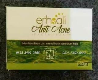 Agen Sabun Erhsali Anti Acne