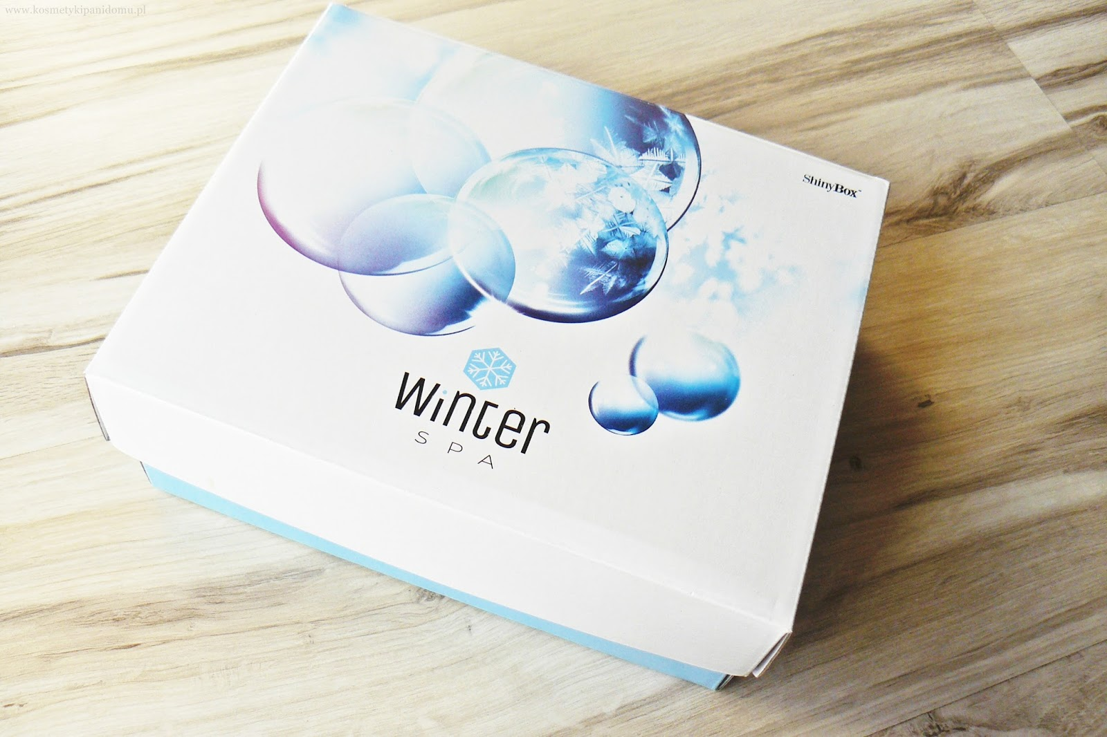 WINTER SPA BY SHINY BOX