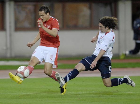 Suiza y Chile en Turnier der Kontinente 2007, 7 de septiembre