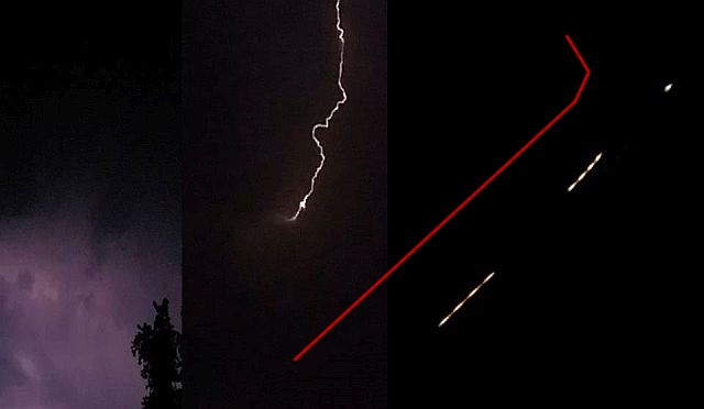 UFO News ~ Bright UFO appears after lightning strike over Hastings, Nebraska plus MORE Ufo%2Blightning%2BNebraska%2B%25281%2529