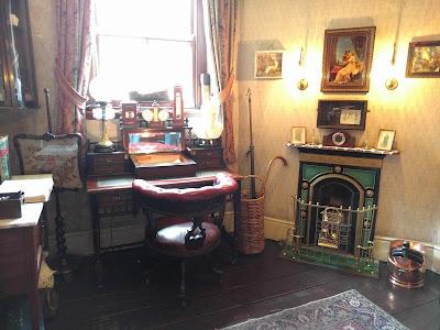 Комната доктора Ватсона