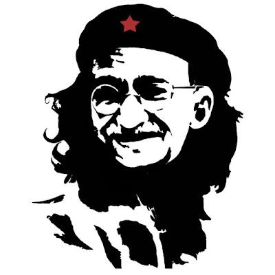 Gandhi, Che Guevara
