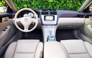 2004 Toyota Camry Solara SLE V6 Reviews Interior