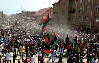 See How Nigerian Police Plan To Disrupt Biafra Day Celebration 1