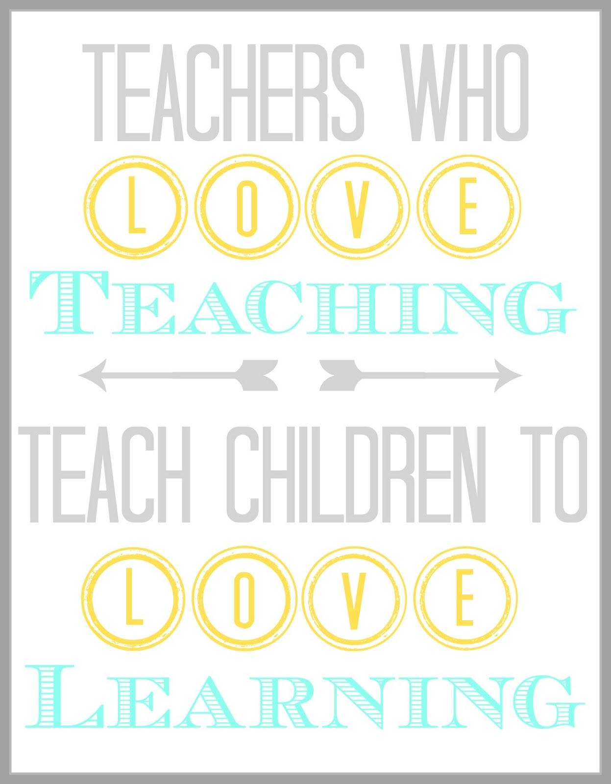 Free Printable Teacher Appreciation Quotes Quotesgram
