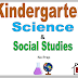 Kindergarten Science and Social Studies Curriculum - No Prep