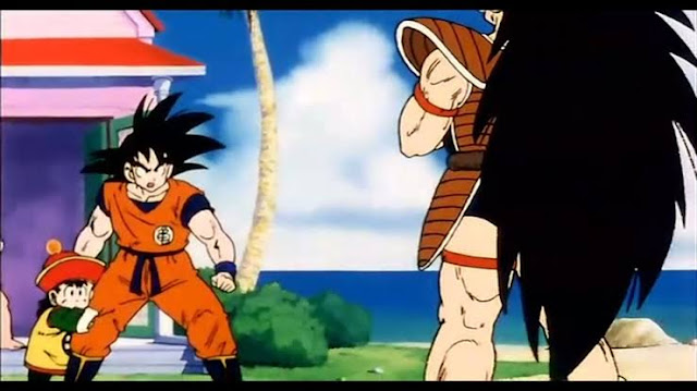 Why Raditz lied to everyone in DBZ?