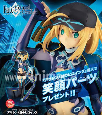 Figura Assassin/Mysterious Heroine X Edición Limitada Fate/Grand Order
