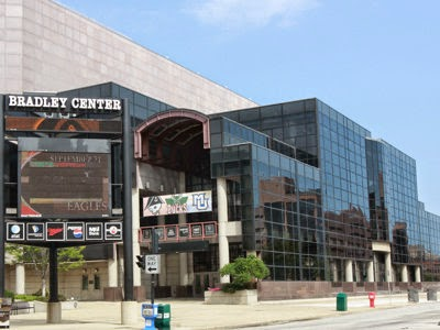 Milwaukee Bucks Luxury Suites For Sale, Single Game Rentals, BMO Harris Bradley Center