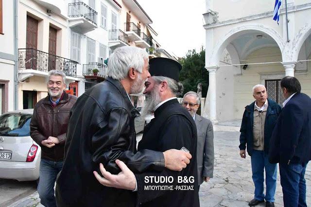 """Ενορίτες Ευαγγελίστριας Ναυπλίου: """"Κύριε Τατούλη θέλετε την ανέγερση του Ενοριακού Συσσιτίου της Ευαγγελιστρίας Ναυπλίου ή όχι"""""""