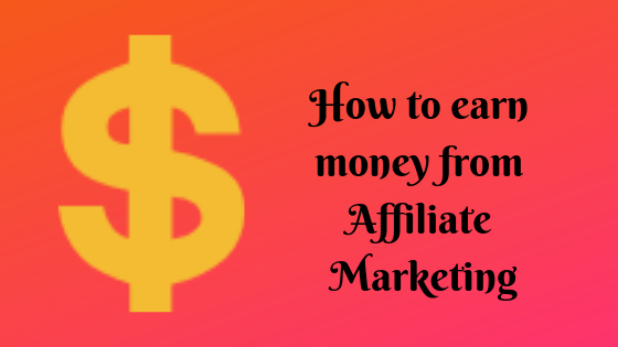 What is Affiliate Marketing? How to earn money from it?How to earn money by sharing Amazon product's link on Facebook Page? - Tech Teacher Debashree