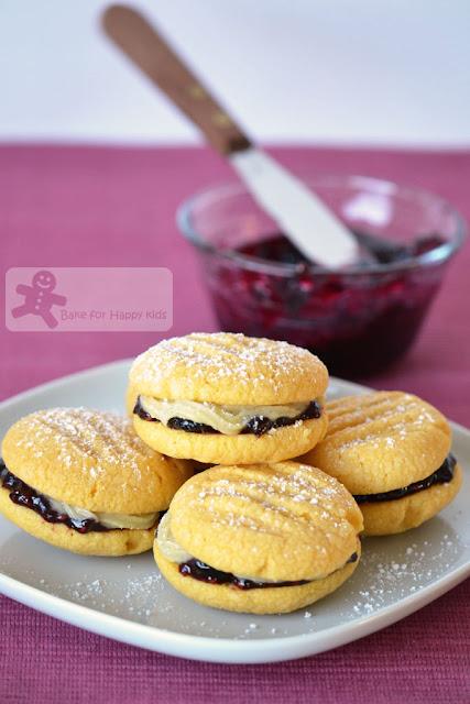 melting moments biscuits MasterChef