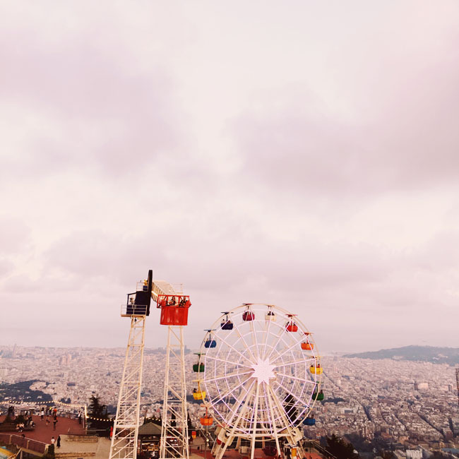 Barcelona in 3 days - Barcelona travel guide - Tibidabo