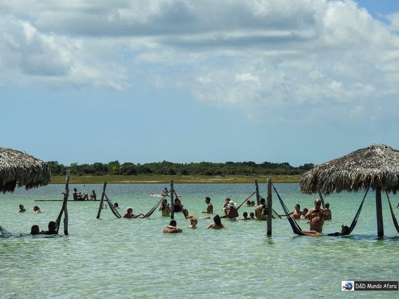 Lagoa do Paraíso - Passeio de um dia em Jericoacoara - o que fazer e como chegar