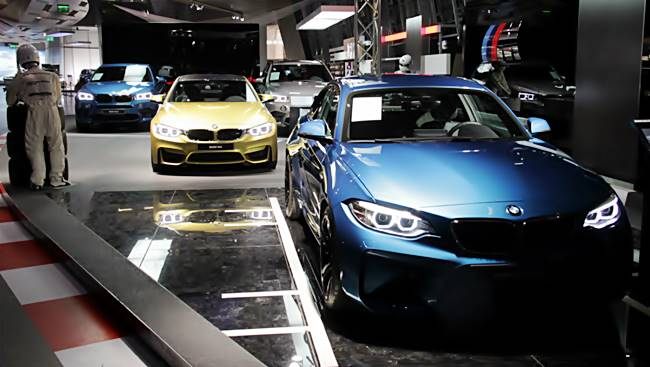 BMW M2 Coupe First Appearance at BMW Welt