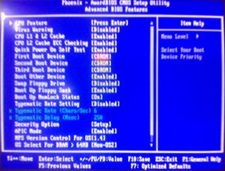 Formatear Windows XP Profesional