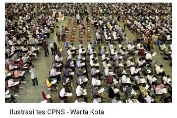 Pemerintah Buka 100.000 Lowongan CPNS pada Maret 2019 Mendatang