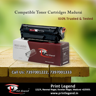 """The Passionate Pursuit of Compatible Toner Cartridges Madurai"""