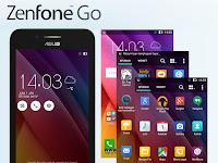 Cara Screenshot ASUS ZenFone Go Z00VD