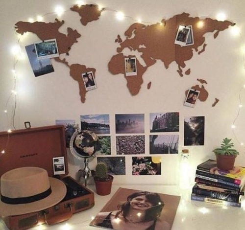 12 ideas para decorar las paredes de tu casa   Café largo ...