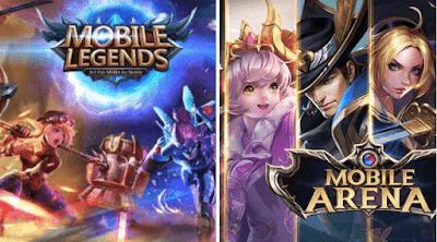 AOV vs Mobile Legend