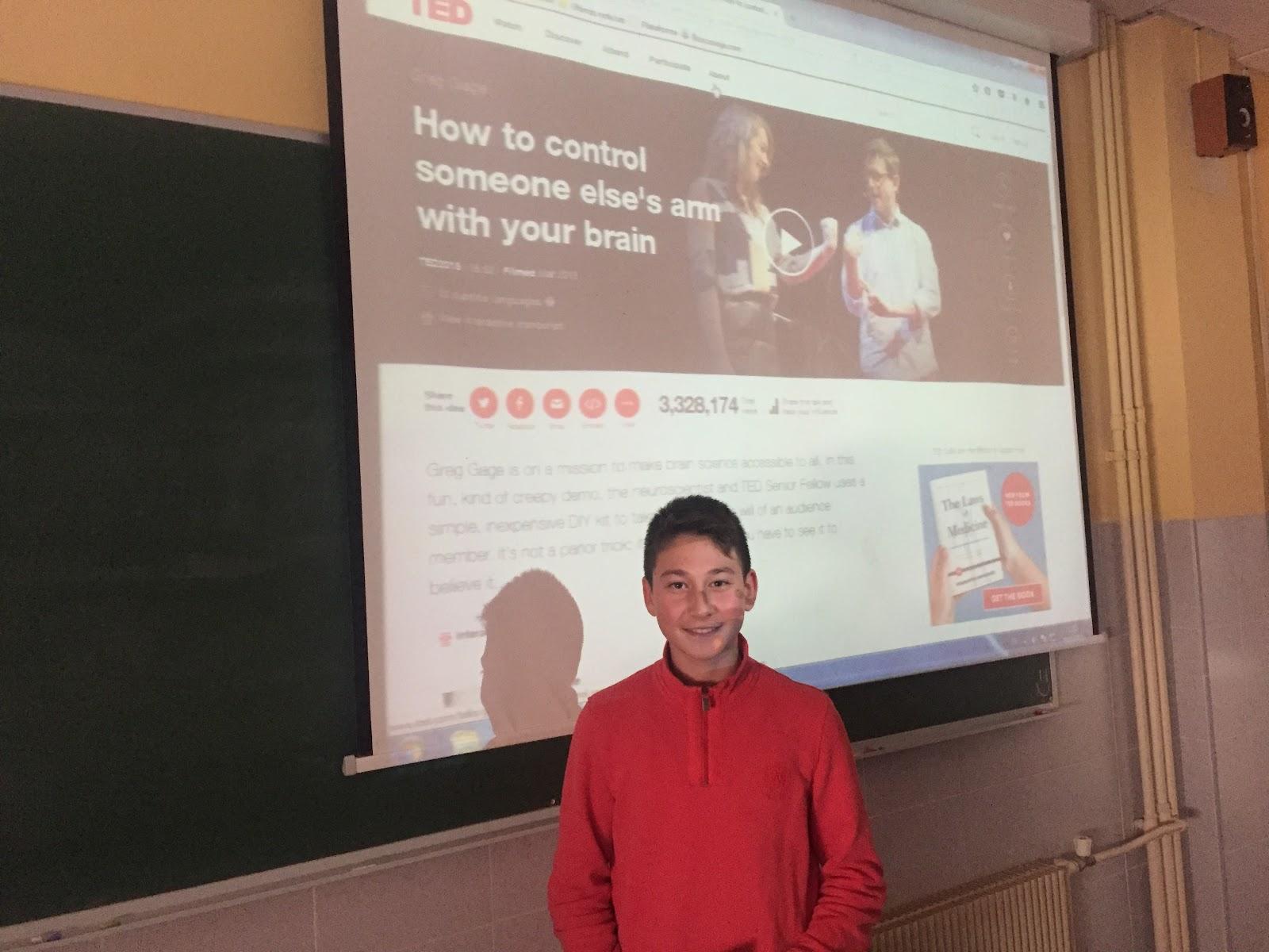 Los Boscos English Corner: Aprendemos inglés escuchando monólogos en www.ted.comGreg Gage: How ...