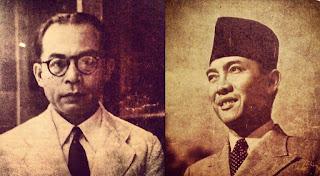 Pahlawan Nasional Dr (H.C) Ir Soekarno dan Dr (HC) Drs Mohammad Hatta