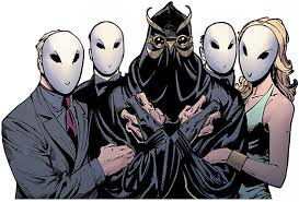The Comic Whisperer The Court Of Owls The Good The Bad And The Reality