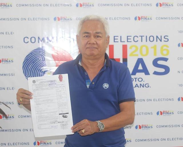 Pacifico, Arturo One Cebu Bogo Elections
