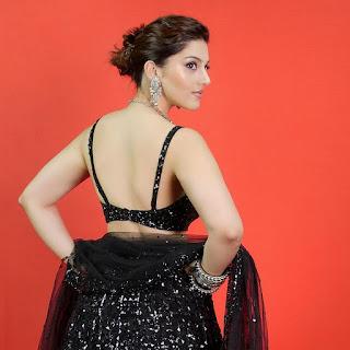 Mehreen Pirzada Latest Hot Pics In Black