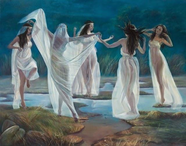 Талантливая болгарская художница. Selma Todorova