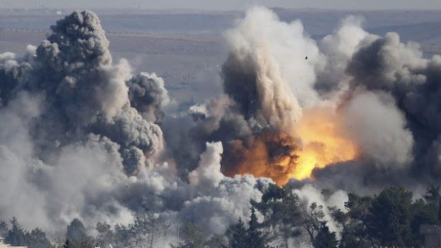 Salah Tembak, Jet Tempur AS Tewaskan 85 warga Sipil Di Suriah
