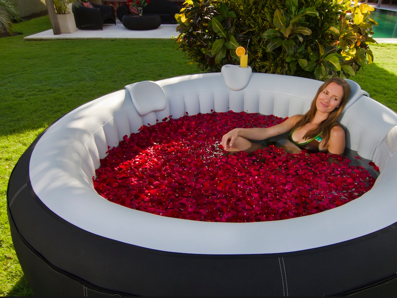 Geo Toilet Pros And Cons Of Inflatable Hot Tubs