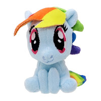 MLP KCompany Plush Sitting Rainbow Dash