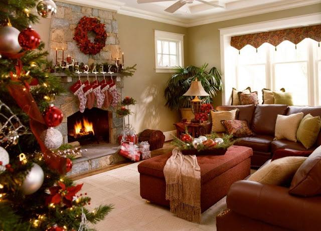 decoracion navidad muebles, arbol de navidad muebles