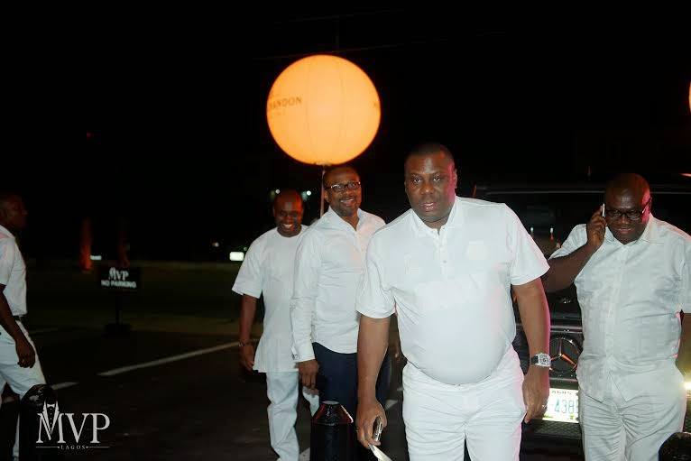 Photos From Ay S Mvp White Party