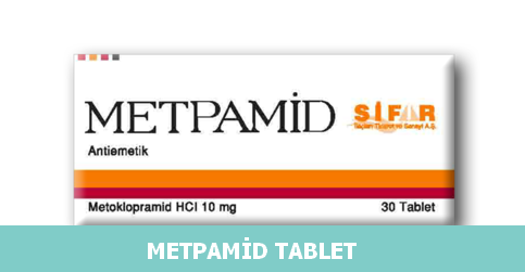 metpamid