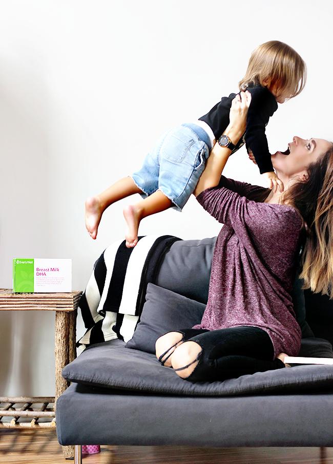 My Toddler Breast Feeding Journey