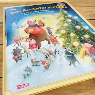 Pixi Adventskalender Weihnachtsbaum MiniPixi Weihnachsbücher Bilderbuch zu Weihnachten