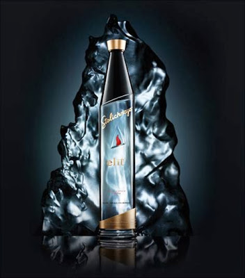 Vodka Stolichnaya.