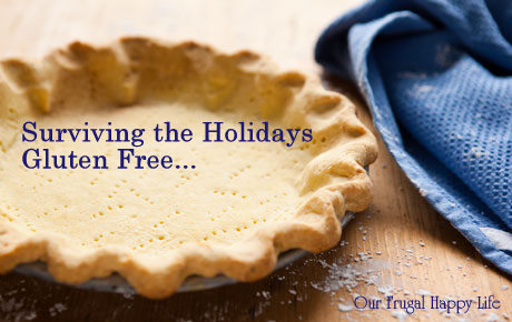 Our Frugal Happy Life Surviving The Holidays Gluten Free