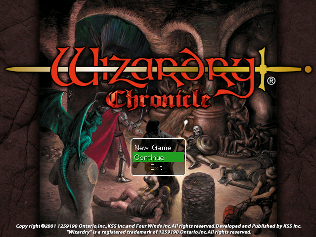 Indie Retro News: Wizardry Chronicles gets a full English