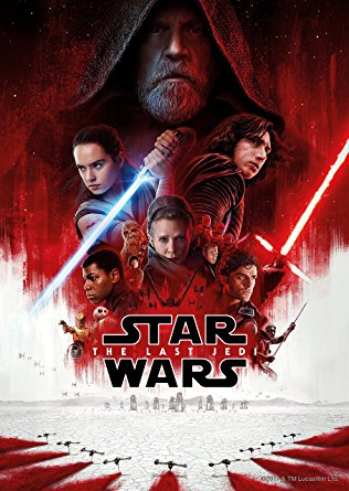 Star Wars: The Last Jedi [2017] [DVDR] [NTSC] [CUSTOM BD] [Latino 5.1]