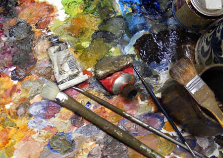 Art classes in south Dublin Learn paint oils alla prima wet into wet style.